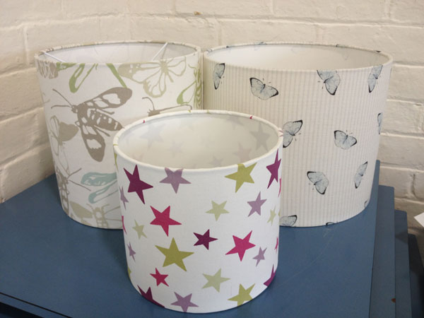 Learn How To Make A Fabric Drum Lampshade