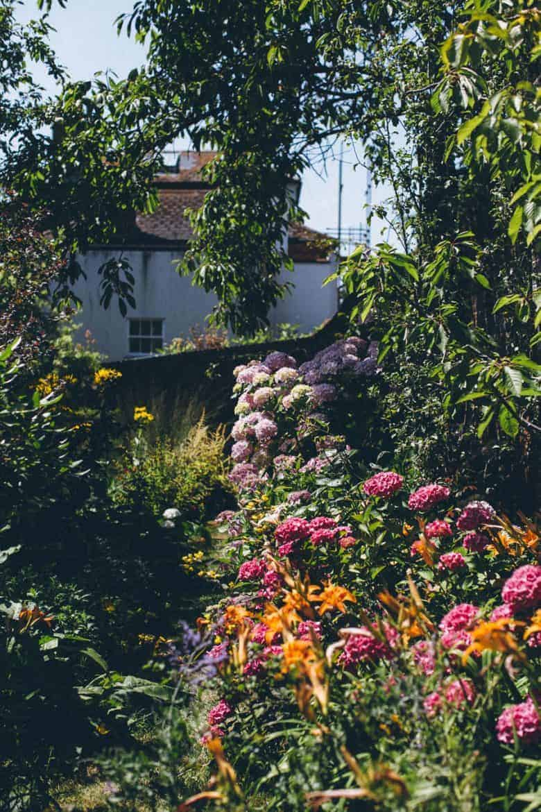 visit hastings old town - open gardens and and favourite local shops and places to visit shared by Jeska Hearne of Lobster & Swan and The Future Kept #hastings #englandaesthetic #visitengland