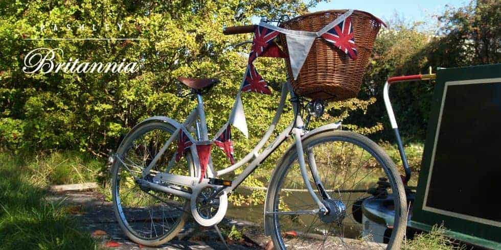 pashley cycles britannia bicycle