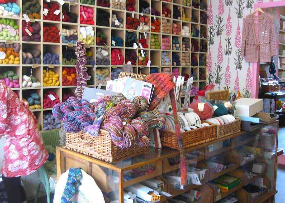 mrs moon haberdashery knitting sewing workshops