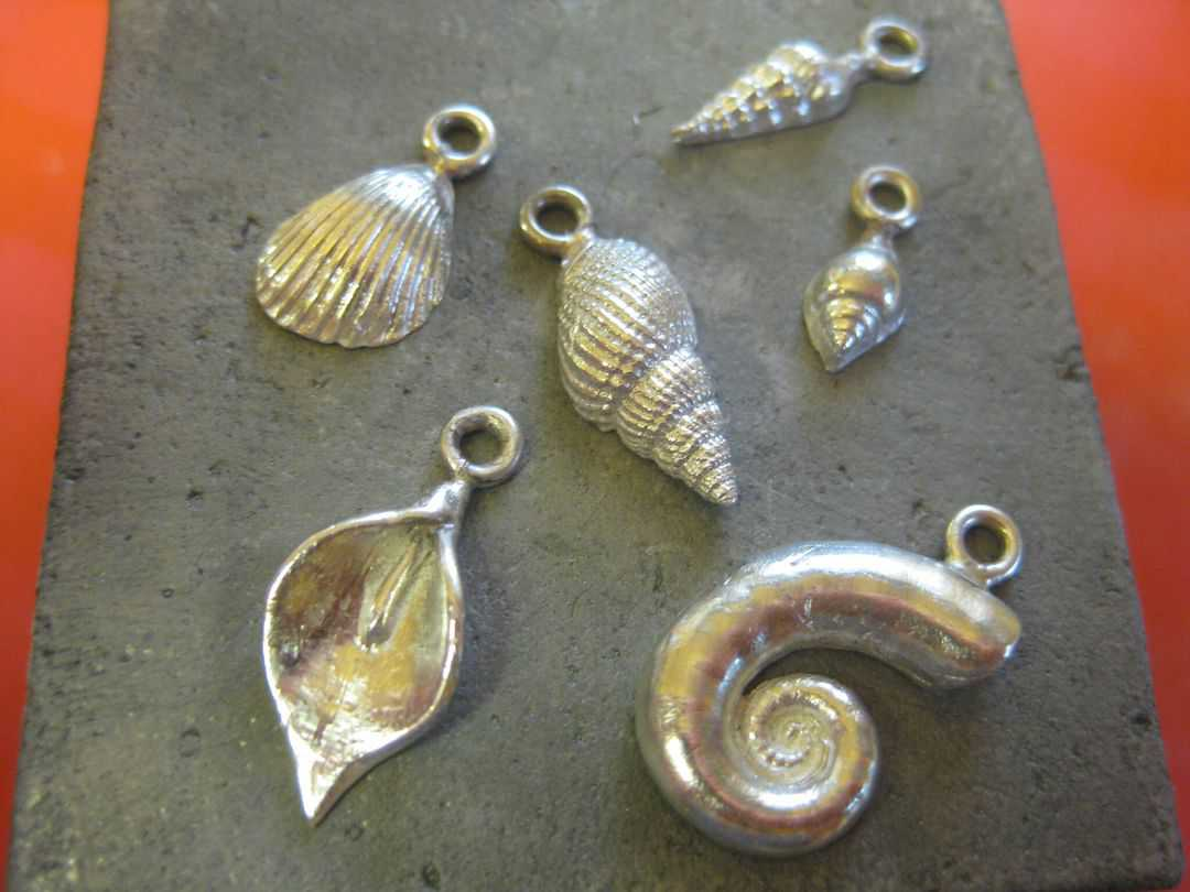 how to make silverclay jewellery