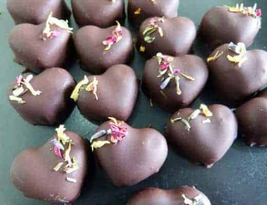 how to make raw chocolates