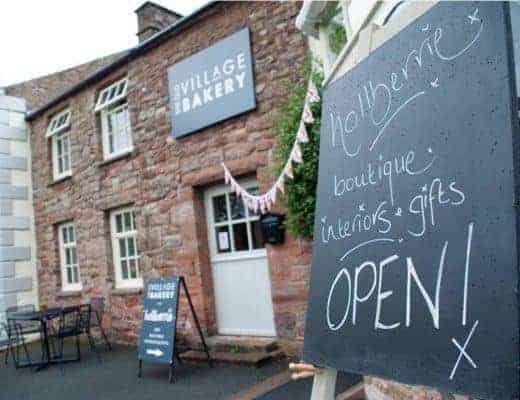 old village bakery melmerby