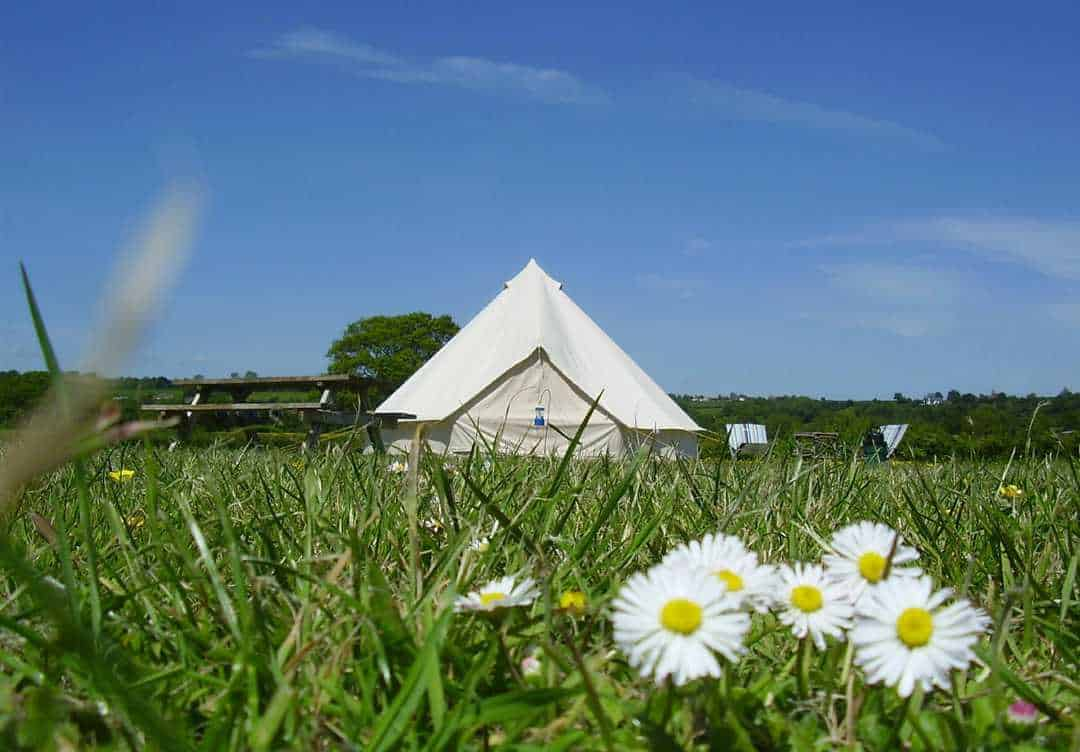 Old Bidlake Farm Camping