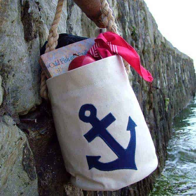 love this mariners anchor storage bag