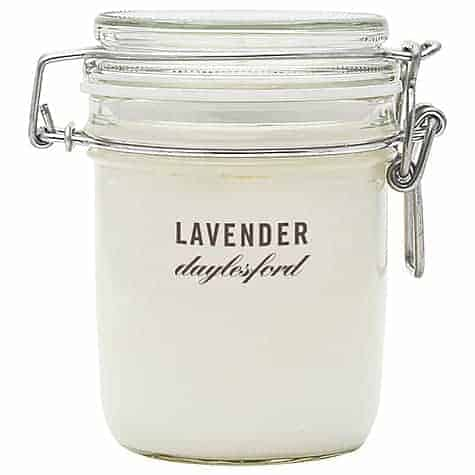 daylesford lavender candle