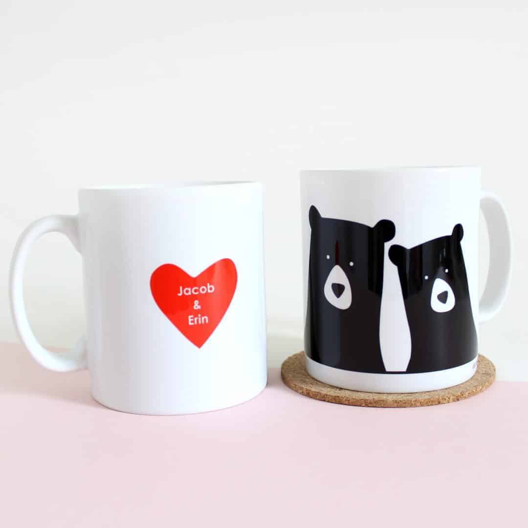 heather alstead bear love mug