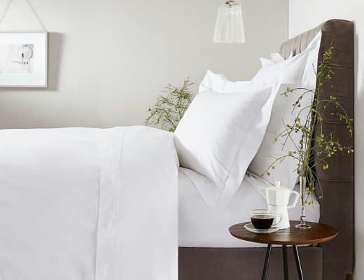 white savoy bed linen the white company