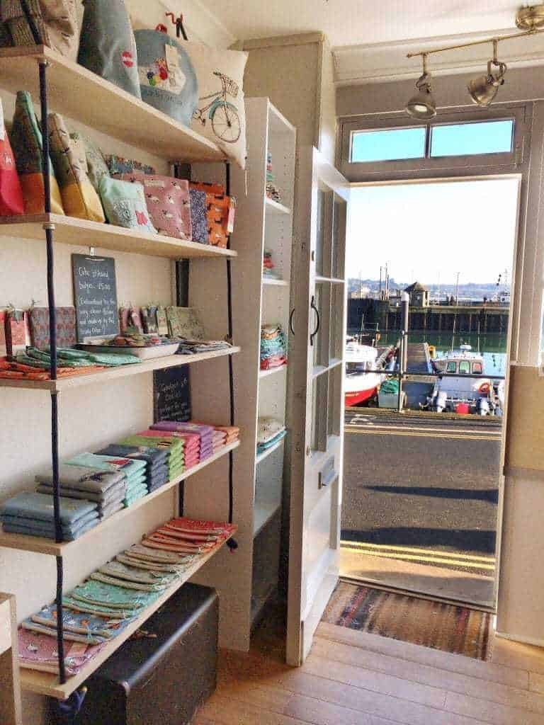 poppy treffry padstow shop cornwall