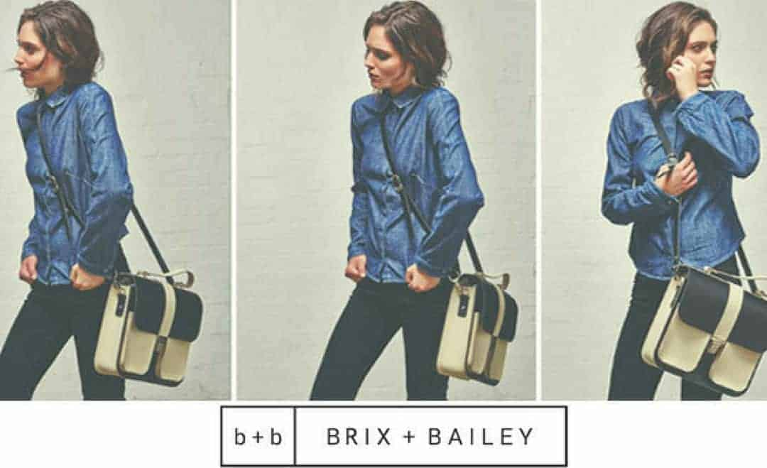 brix and bailey bags