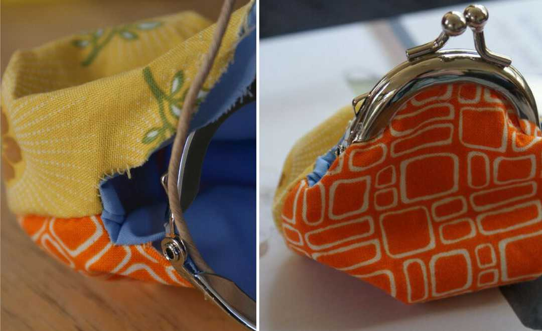 how to make a purse
