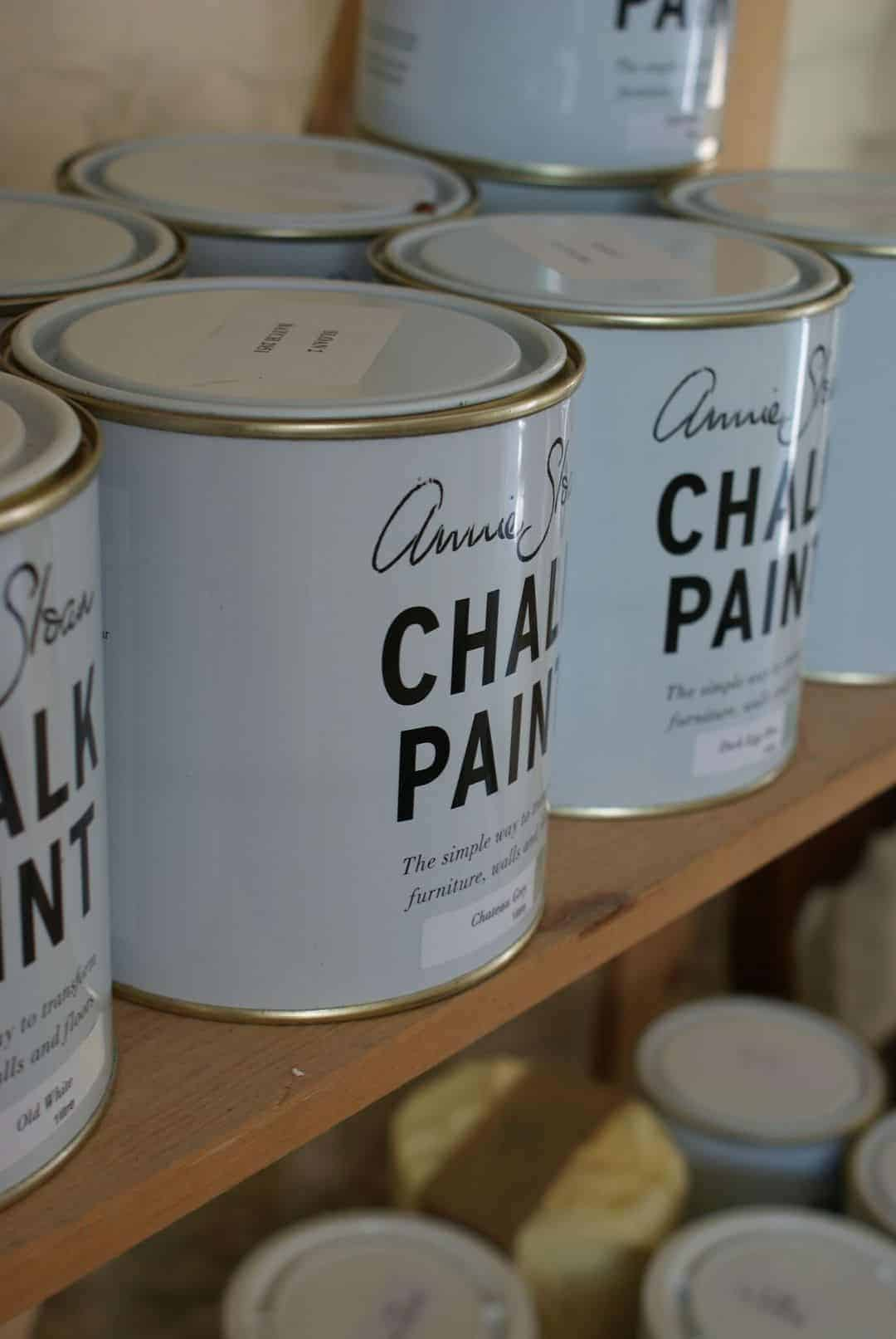 How to paint with Annie Sloan Chalk Paints