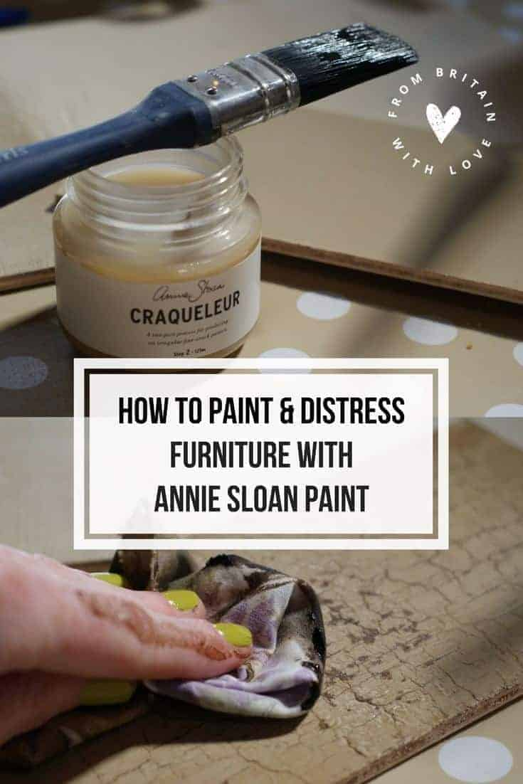how to paint and distress furniture with annie sloan paint. Click through for expert tricks of the trade, including Annie herself - it's much easier than you think to transform vintage finds into furniture you'll love!