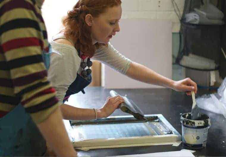 how to screen print with mr wingate