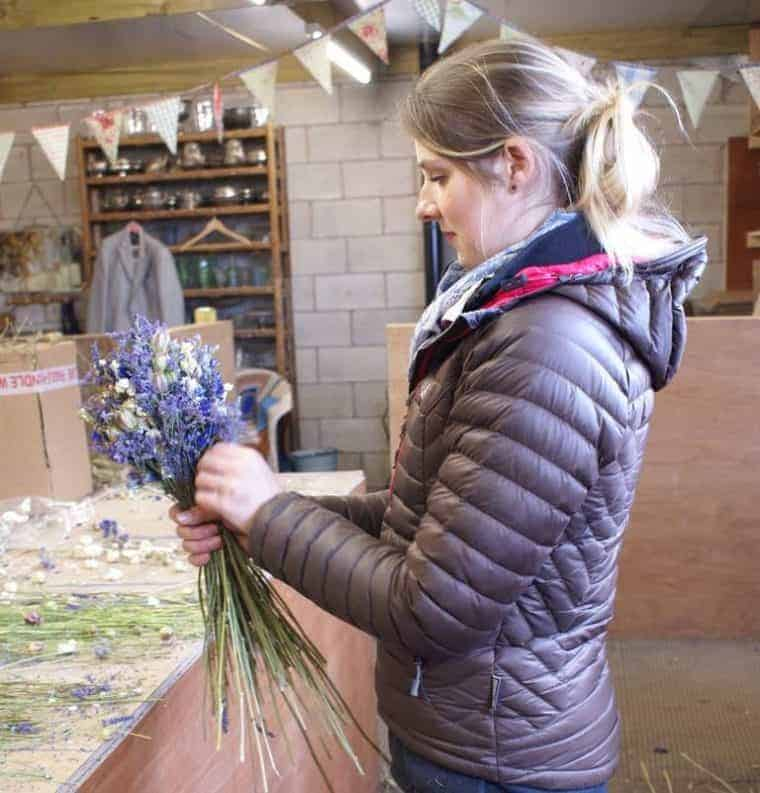 the traditional flower company