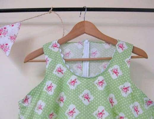 Rowan Tree Studio Devon Beginners Dressmaking Workshop