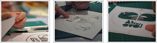 Suzy Taylor Papercutting Workshop