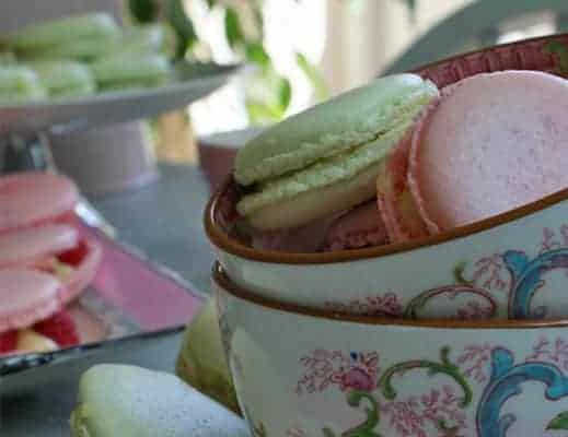 Learn to make Macaroons