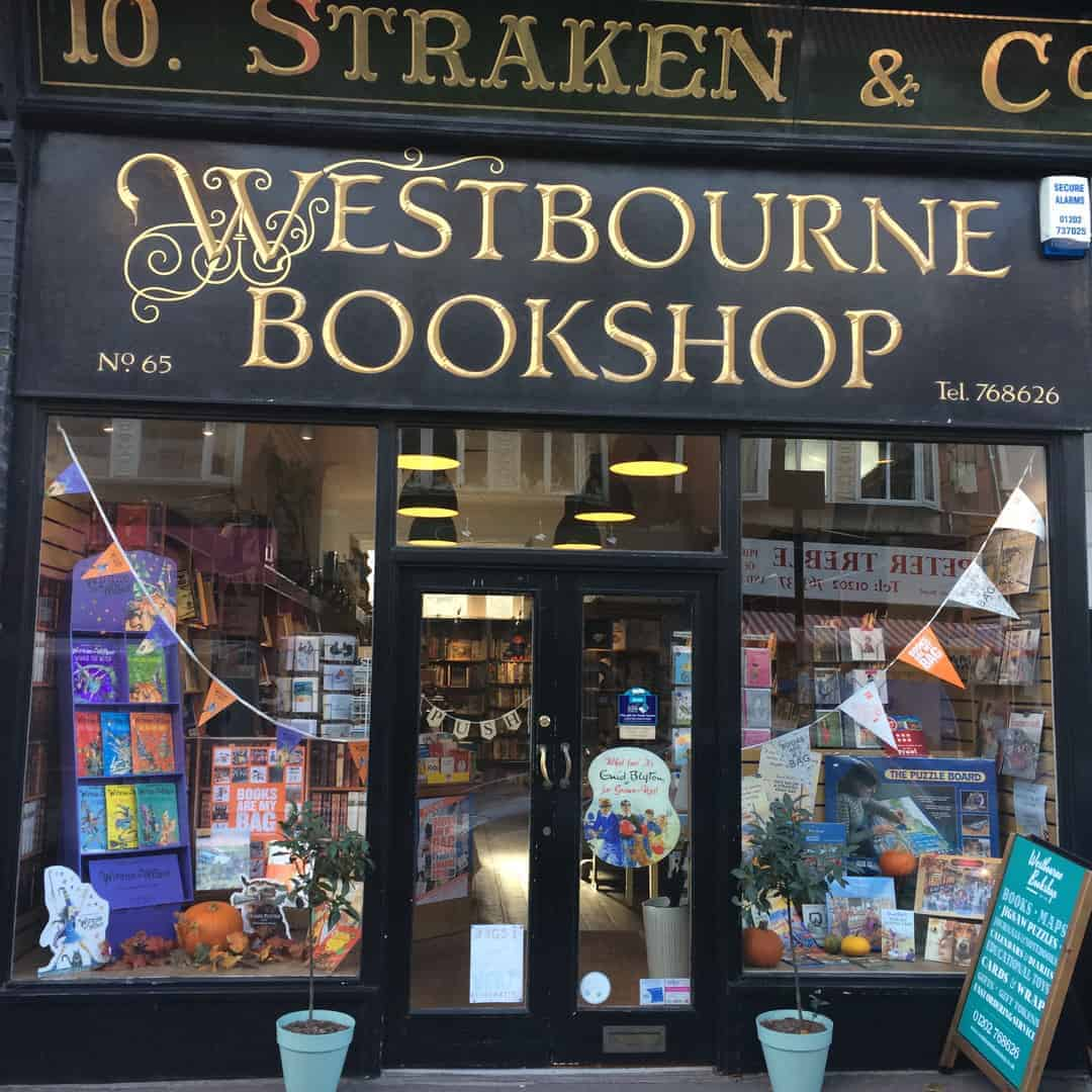 the westbourne bookshop