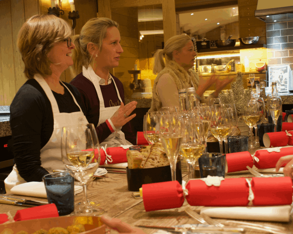 christmas cookery course