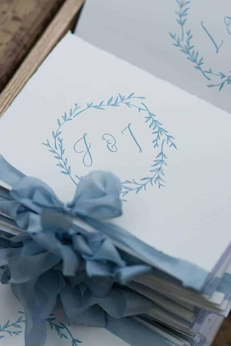 hand made wedding stationery calligraphy by Alice Gabb made in England. Cick through to get all the details you need