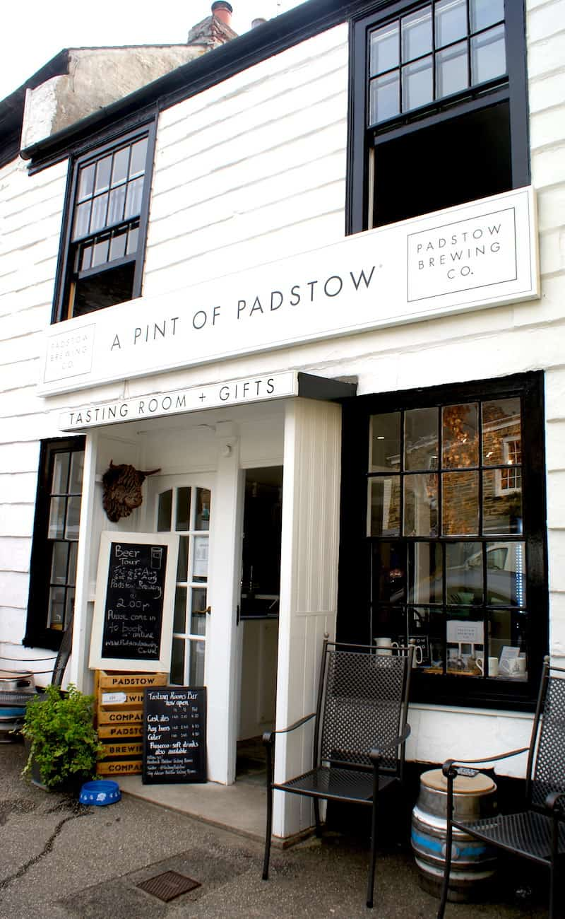 padstow brewing co cornwall craft brewery