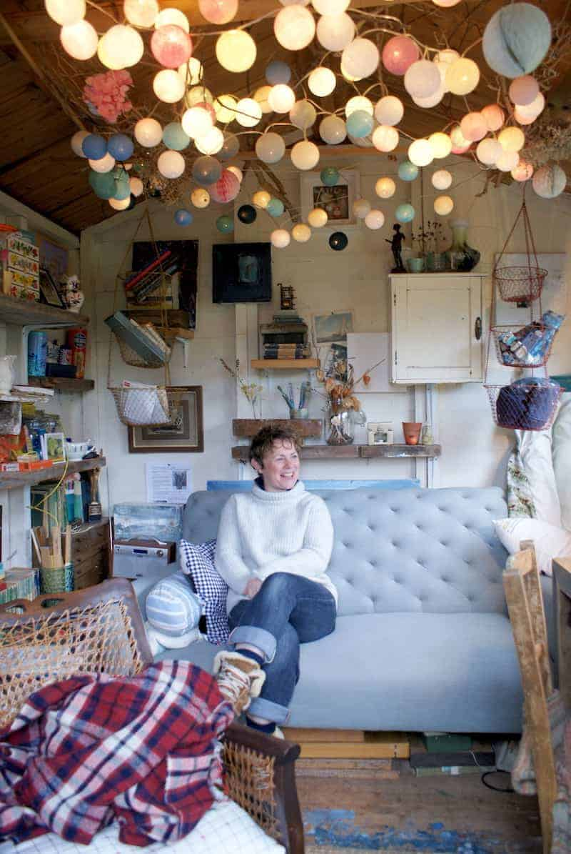 join us in the 5ftinf shed with instagram queen Philippa Stanton who shares her inspirations and ideas for getting creative yourself