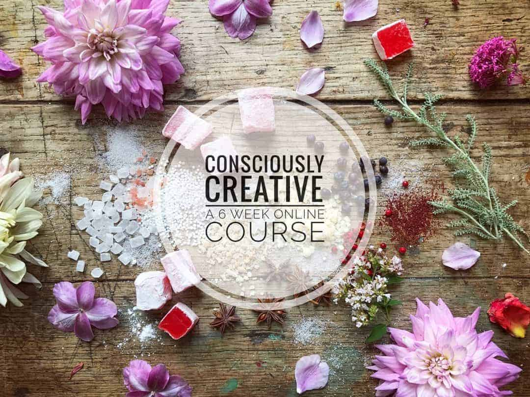 Find out how I got on with the 5ftinf consciously creative course - week 1. Click through to discover some of the great ideas and tips from the course