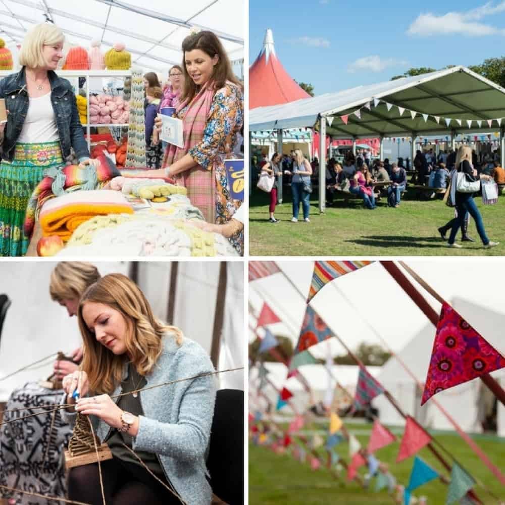 save on tickets to kirstie allsopp's handmade fair. click through for details