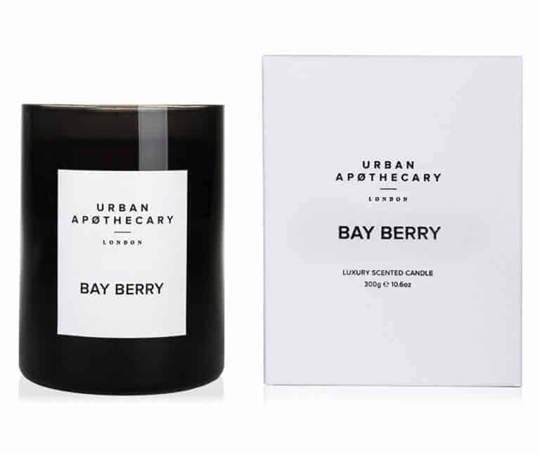 bay berry candle urban apothecary