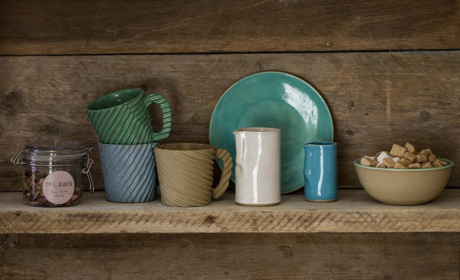 Glosters interiors shop in Porthmadog Wales, Click through for slow living lifestyle tips from Kayte of Simple and Season