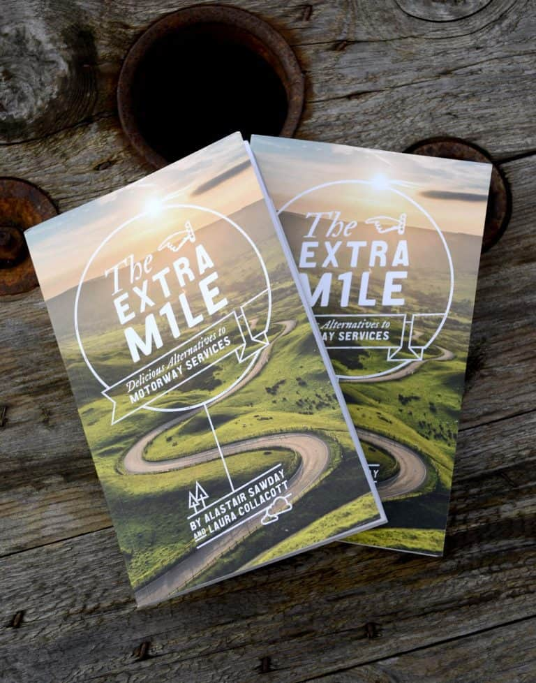 the extra mile alastair sawday