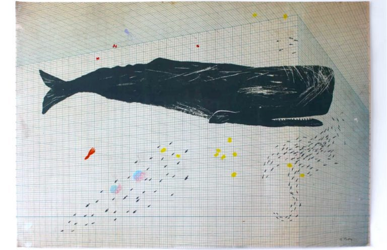 gerry turley whale print