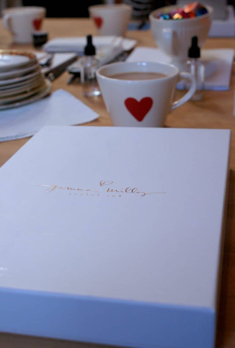 gemma milly christmas contemporary calligraphy workshop