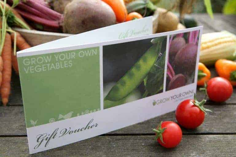 grow your own with pippa greenwood gift voucher
