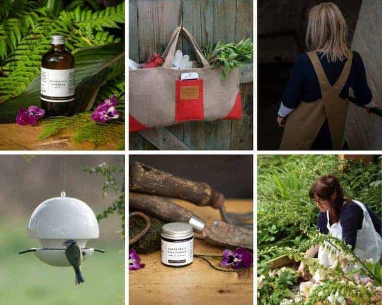 handmade gifts for gardeners - chosen by Pippa Greenwood and sure to be loved by real gardeners and lovers of handmade quality