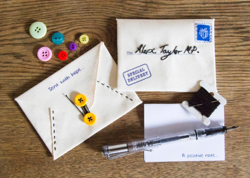a-positive-note-craftivist-kit