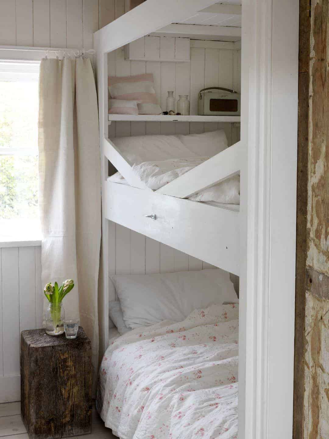 love this Hatley floral bedlinen in Rose pink by Cabbages & Roses. Click through for more details and to discover other beautiful faded floral linens you'll love