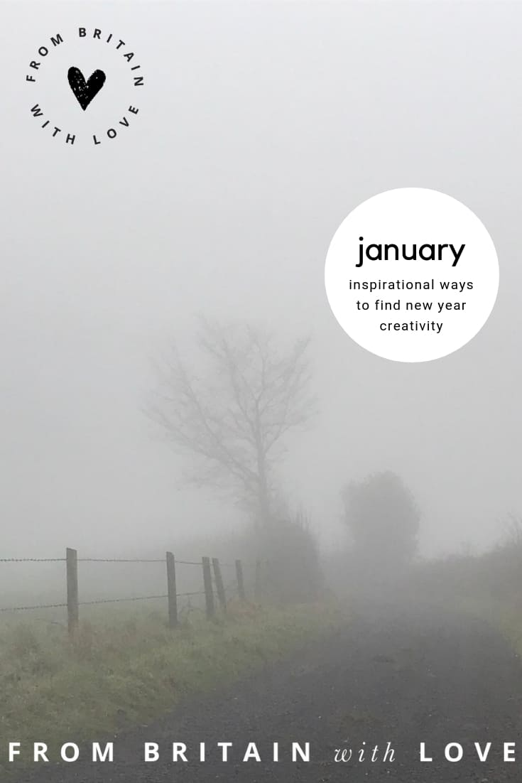 Inspiring creative new year resolutions ideas from influencers in the creative community on how to approach January and the year ahead with renewed creative energy and purpose. Click through to get some really great ways forward for yourself and your year ahead