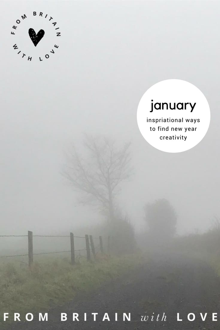 Inspiring expert ideas from influencers in the creative community on how to approach January and the year ahead with renewed creative energy and purpose. Click through to get some really great ways forward for yourself and your year ahead