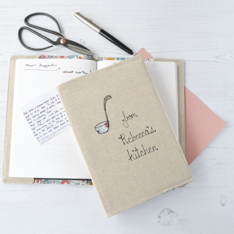 recipe-book-handmade