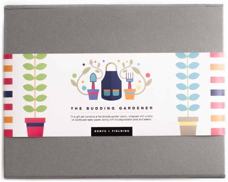 Denys and Fielding Budding Gardener Gift set