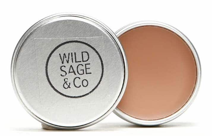 WildSage and co RedLipBalm