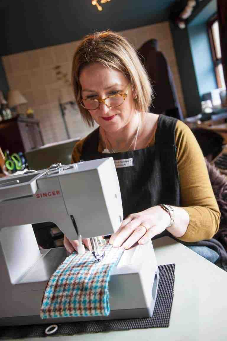 charlotte meek the stitch society sewing machine