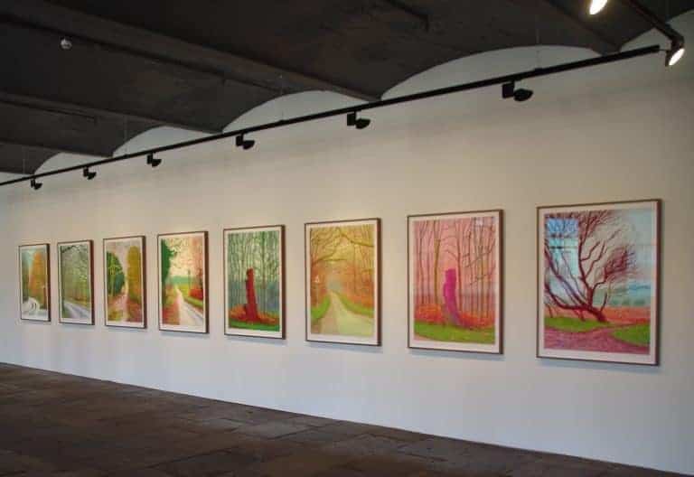 david hockney salts mill