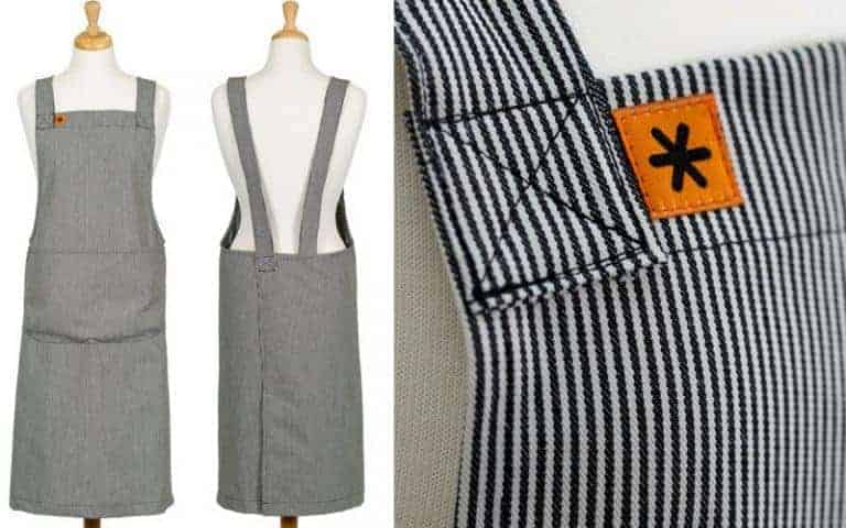 susie pinafore apron by the stitch society