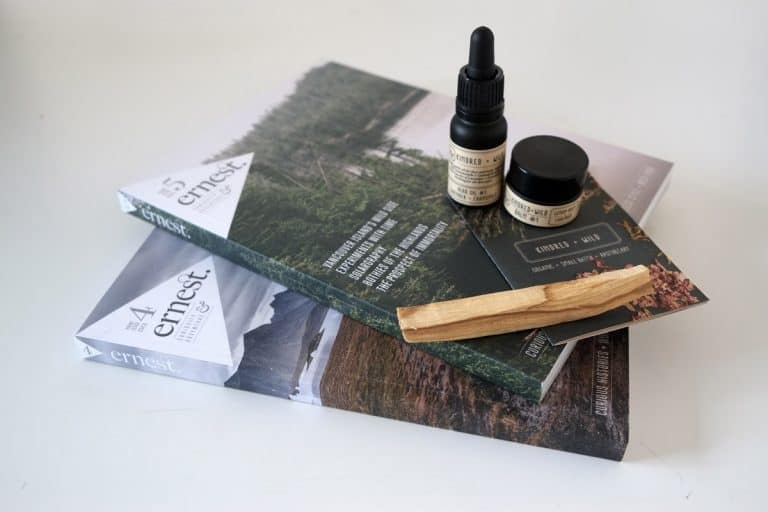 love this ernest magazine journal apothecary bundle