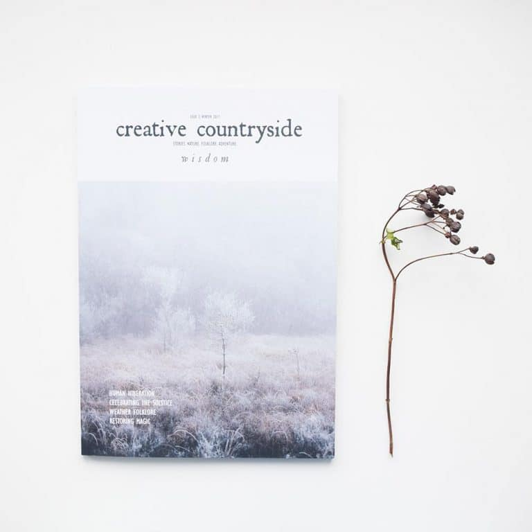 love creative countryside magazine