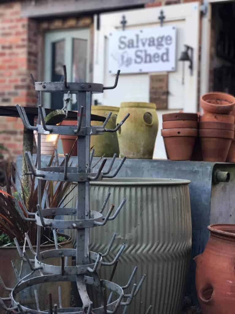 love jims yard salvage tealby lincolnshire