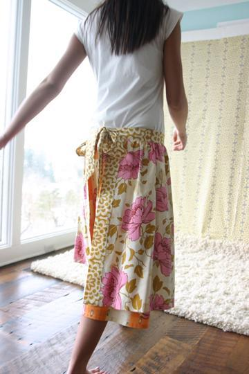 love this amy butler barcelona skirt. click through for more skirt making ideas you'll love